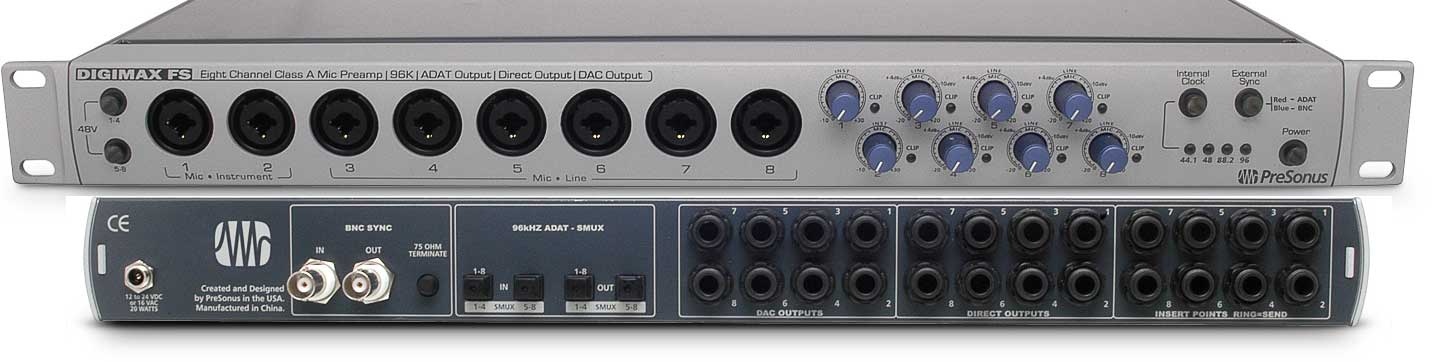 DigiMax FS8