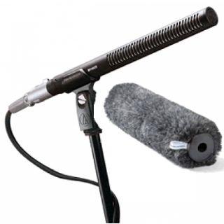 """Микрофон """"пушка"""" AUDIO-TECHNICA BP4073-W"""