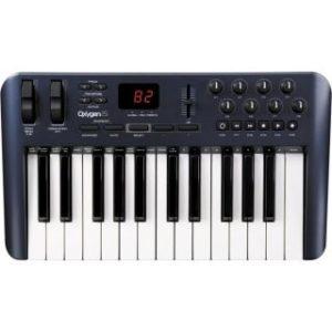 M-Audio Oxygen 25 MK3  MIDI-клавиатура