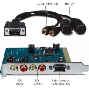 Аудио интерфейс M-AUDIO Audiophile 2496