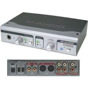 Аудио интерфейс M-Audio FireWire Audiophile