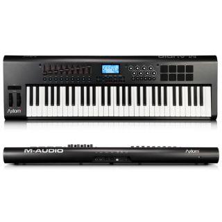 M-AUDIO Oxygen 61 MKII MIDI-клавиатура