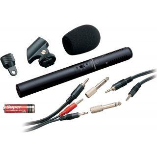 """Микрофон """"пушка"""" AUDIO-TECHNICA ATR 6550"""