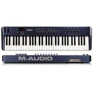 M-Audio Oxygen 61 MK3 MIDI-клавиатура