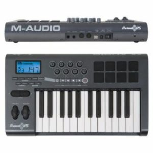 M-AUDIO Axiom 25 MKII Midi-клавиатура