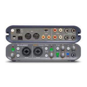 Аудио интерфейс M-AUDIO Fast Track Pro