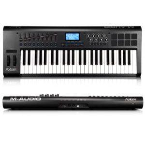 M-AUDIO Oxygen 49 MKII MIDI-клавиатура
