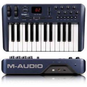 M-AUDIO Oxygen 25 MKII MIDI-клавиатура