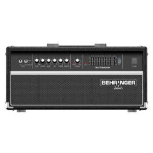 Гитарный комбо-усилитель Berhinger Ultrabass BVT5500H