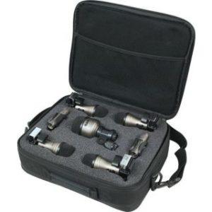 Комплект микрофонов для барабанов CAD Pro 7-Piece Drum Microphone Pack