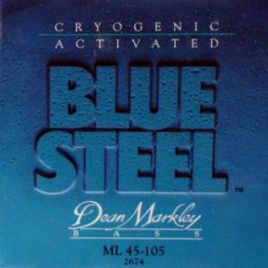 Струны Dean Markley Blue Steel ML 2674