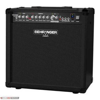 Гитарный комбо-усилитель Behringer Guitar Amplifier GTX60