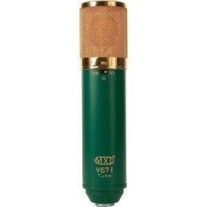 Ламповый микрофон MXL V67i TUBE