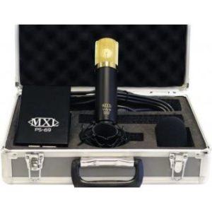 Ламповый микрофон MXL V69 ME