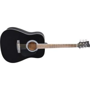 Акустическая гитара Jay Turser JJ45 BK