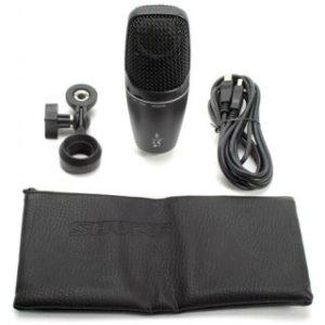Инструментальный микрофон SHURE PG27USB