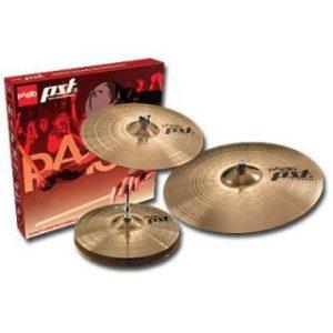 Набор тарелок Paiste 5 Rock/Universal Set