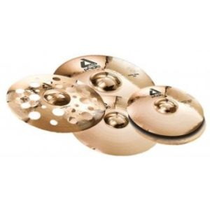 Набор тарелок Paiste Alpha Brilliant Swiss Medium Set
