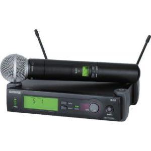 Радиосистема SHURE SLX24 / SM58