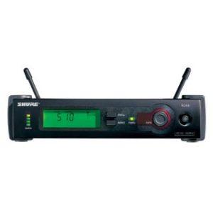 Приемник радиосистемы SHURE SLX4E