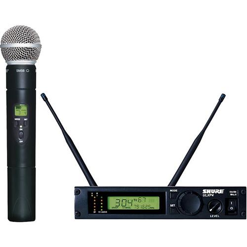 Радиосистема Shurу ULXP