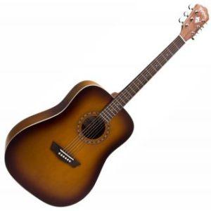 Washburn  WD7 SATBM Акустическая гитара