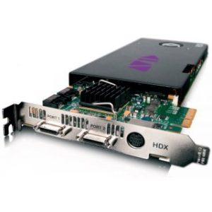 Карта PCIe AVID HDX
