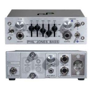 Усилитель для басовых кабинетов Phil Jones Bass Buddy