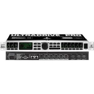 Процессор акустических систем Behringer DCX2496 ULTRADRIVE