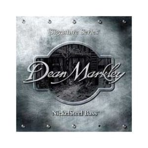 Струны для бас-гитары Dean Markley NickelSteel Bass MED-2606A