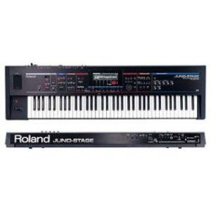 ROLAND JUNO-STAGE синтезатор