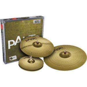 Набор тарелок Paiste 101 Brass Universal Set