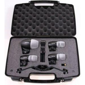 Инструментальные микрофоны SHURE PG DMK 4 XLR