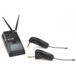 Гитарная радиосистема Samson AirLine AF1-AP1 (теряет сигнал)
