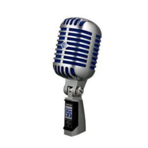 Вокальный микрофон SHURE Super 55 Deluxe