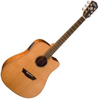 Washburn   WD160 SWCE Акустическая гитара