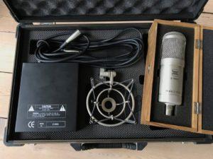 ламповый микрофон