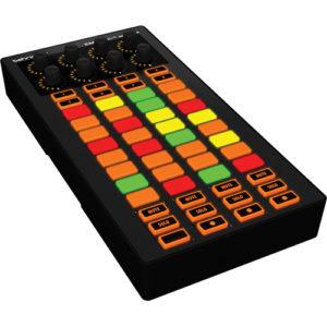 midi dj контроллер