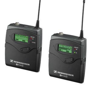 Sennheiser Ew 122p G2 накамерная радиосистема