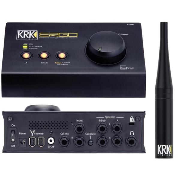 мониторный контроллер KRK ERGO
