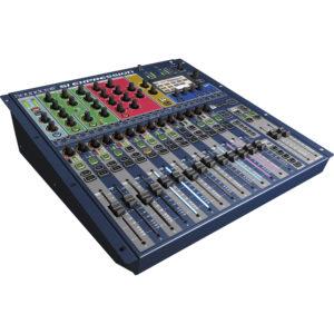 цифровой микшер soundcraft