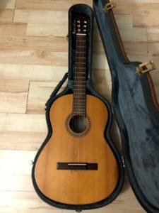 классическая гитара Yamaha CG 100 MSA
