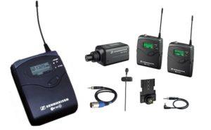 Накамерная радиосистема Sennheiser EW 100-eng G2